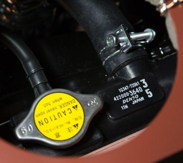 Дизельный генератор TOYO TKV-TKV-20TBS16