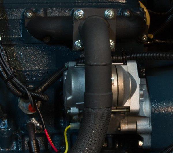Дизельный генератор TOYO TKV-TKV-20TBS20