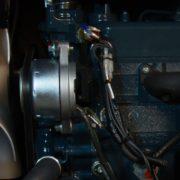 Дизельный генератор TOYO TKV-TKV-20TBS21