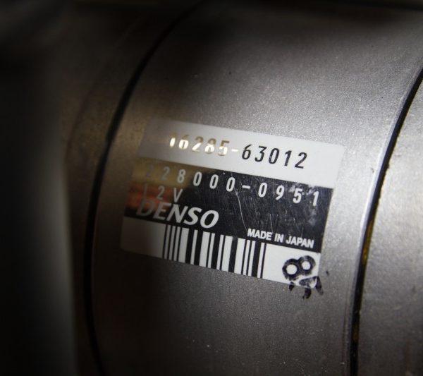 Дизельный генератор TOYO TKV-TKV-20TBS23