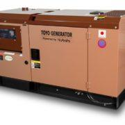 Дизельный генератор TOYO TKV-TKV-TKV-20SBS04