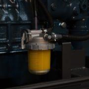 Дизельный генератор TOYO TKV-TKV-TKV-20SBS08