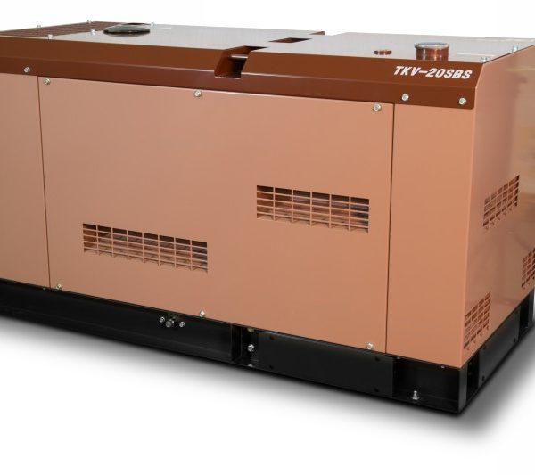 Дизельный генератор TOYO TKV-TKV-TKV-20SBS15