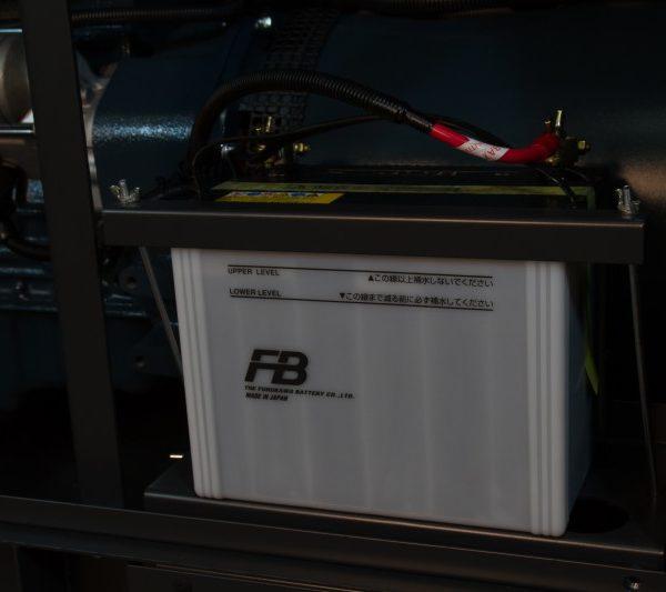 Дизельный генератор TOYO TKV-TKV-TKV-20SBS20