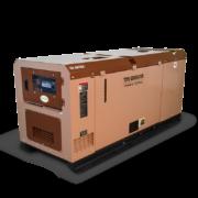 Дизель генератор TOYO TG-40TBS