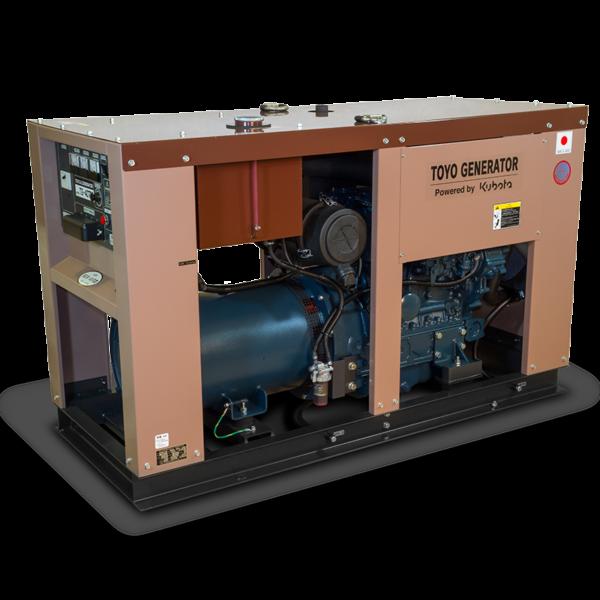 Дизель генератор TOYO TG-47TPC