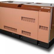 Дизельный генератор TOYO DC-450KBS-22016