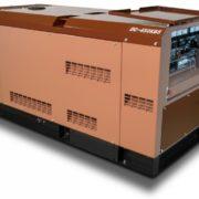 Дизельный генератор TOYO DC-450KBS-22017