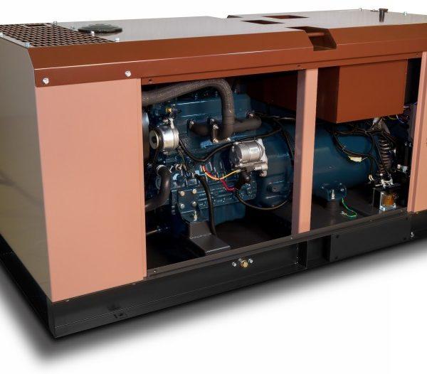 Дизельный генератор TOYO DC-450KBS-22018