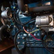 Дизельный генератор TOYO DC-450KBS-22021