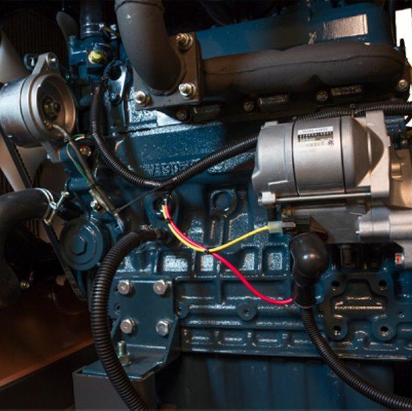Дизельный генератор TOYO DC-450KBS-22022
