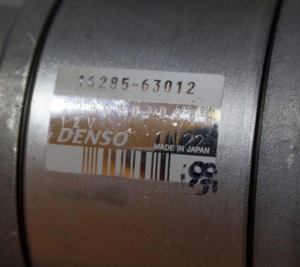 Дизельный генератор TOYO DC-450KBS-22024