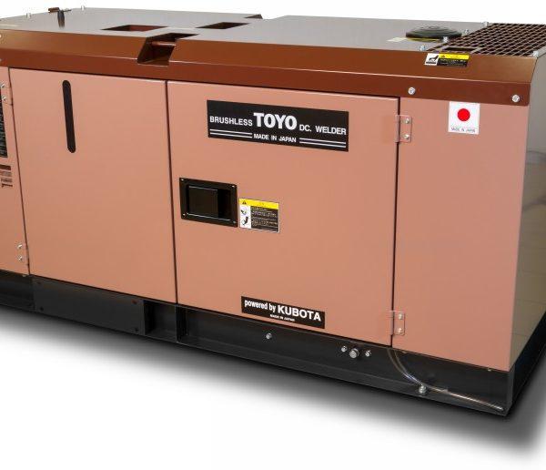 Дизельный генератор TOYO DC-450KBS-38005