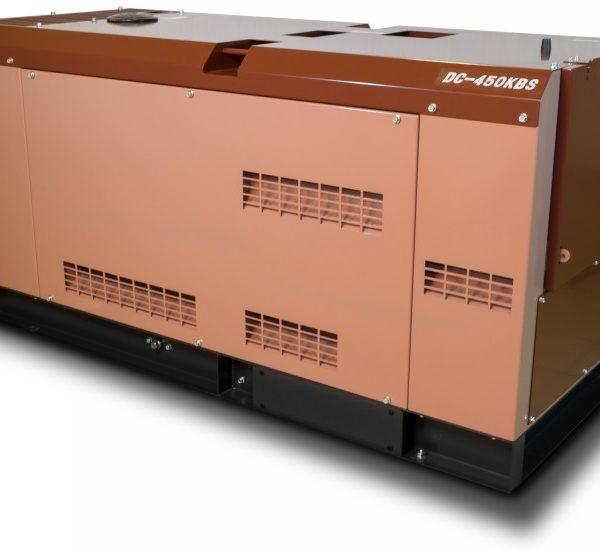 Дизельный генератор TOYO DC-450KBS-38015