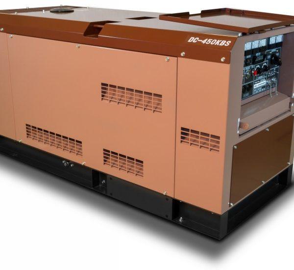 Дизельный генератор TOYO DC-450KBS-38016
