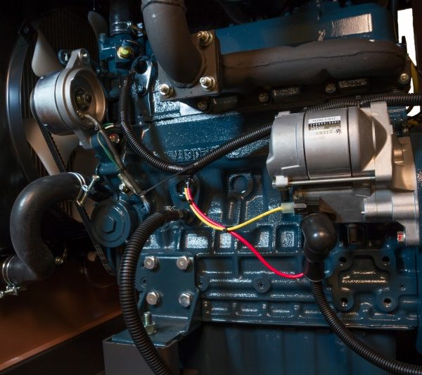 Дизельный генератор TOYO DC-450KBS-38020