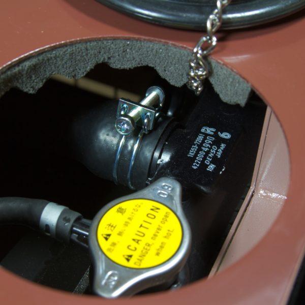 Дизельный генератор TOYO TG-12SBS06