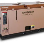 Дизельный генератор TOYO TG-12SBS09