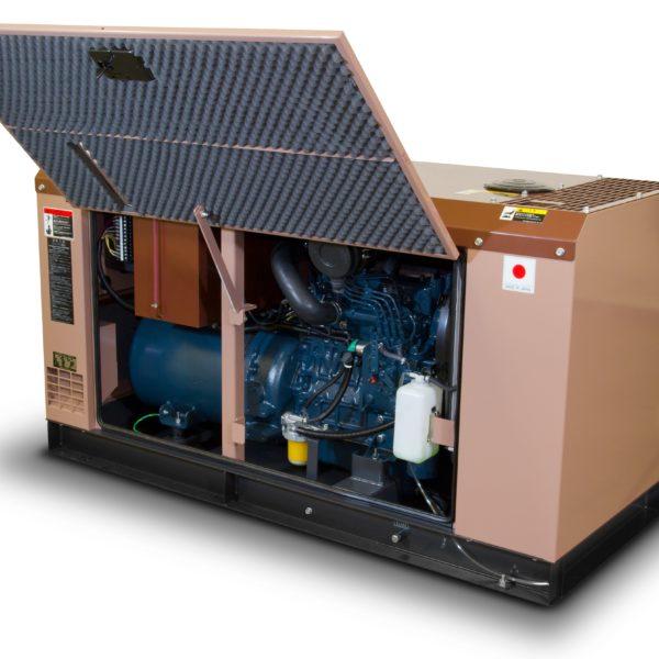 Дизельный генератор TOYO TG-12SBS11