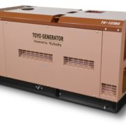 Дизельный генератор TOYO TG-12SBS17