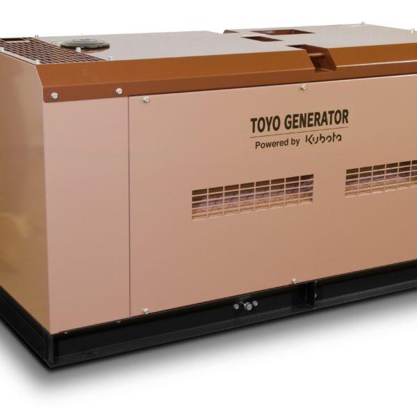 Дизельный генератор TOYO TG-12SBS18