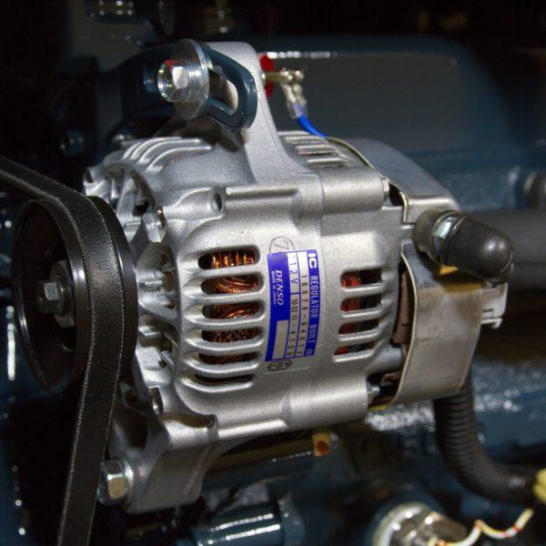Дизельный генератор TOYO TG-12SBS19