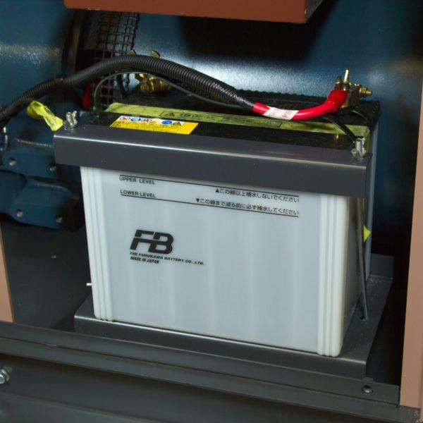 Дизельный генератор TOYO TG-12SBS21