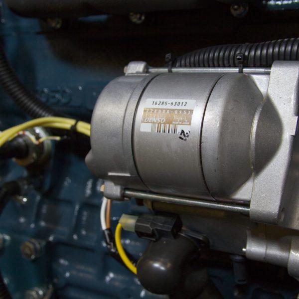 Дизельный генератор TOYO TG-12SBS22