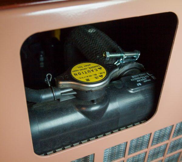 Дизельный генератор TOYO TG-12SPC08