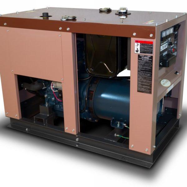 Дизельный генератор TOYO TG-12SPC18