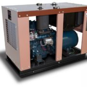 Дизельный генератор TOYO TG-12SPC20