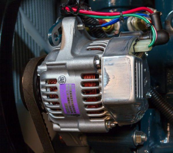 Дизельный генератор TOYO TG-12SPC21
