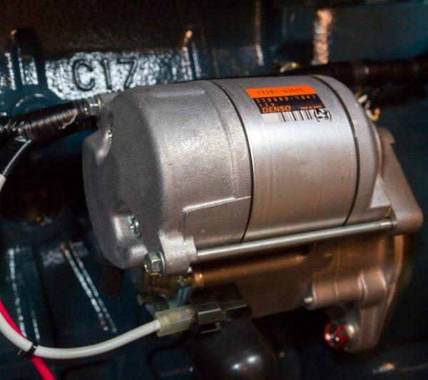 Дизельный генератор TOYO TG-12SPC24