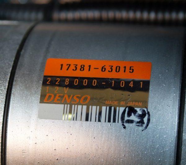 Дизельный генератор TOYO TG-12SPC25