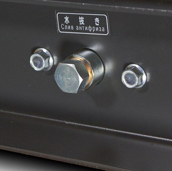 Дизельный генератор TOYO TG-12SPC26