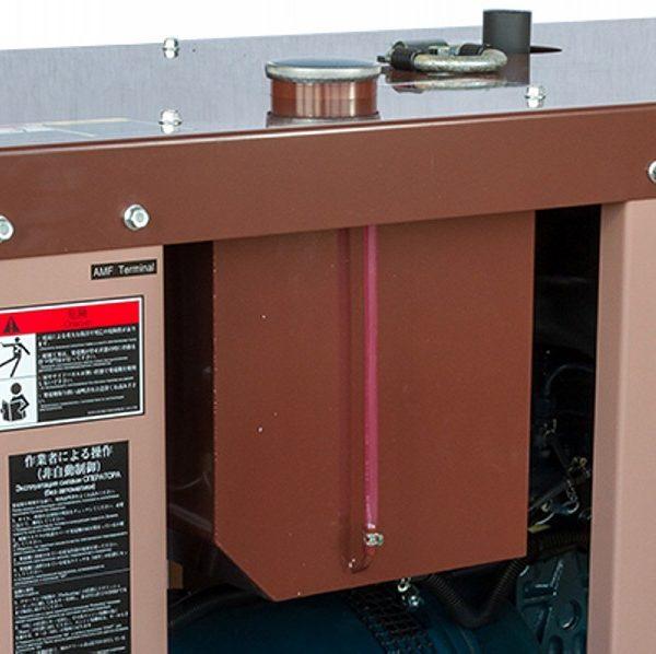 Дизельный генератор TOYO TG-12SPC27