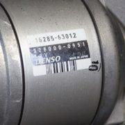 Дизельный генератор TOYO TG-12SPC29