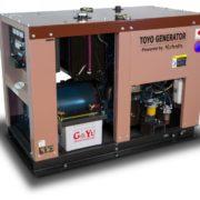Дизельный генератор TOYO TG-14SPC04