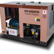 Дизельный генератор TOYO TG-14SPC05