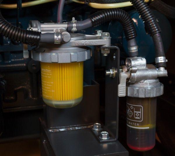 Дизельный генератор TOYO TG-14SPC12