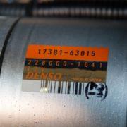 Дизельный генератор TOYO TG-14SPC25