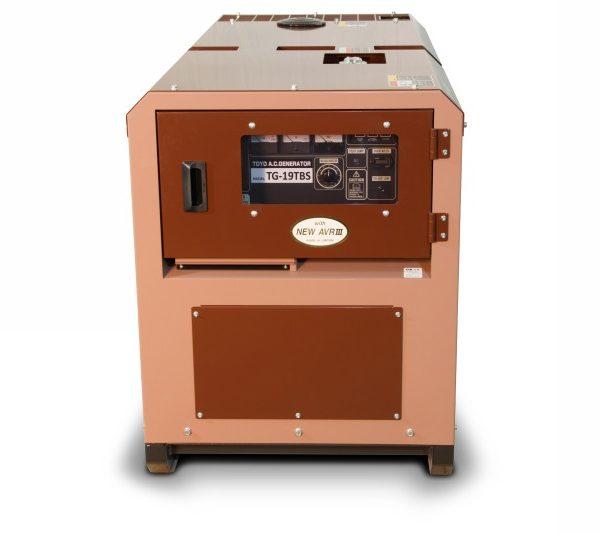 Дизельный генератор TOYO TG-19TBS04