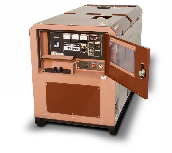 Дизельный генератор TOYO TG-19TBS05