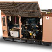 Дизельный генератор TOYO TG-19TBS11