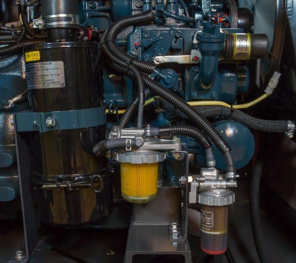 Дизельный генератор TOYO TG-19TBS16