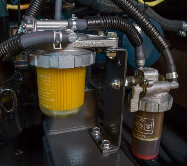 Дизельный генератор TOYO TG-19TBS18