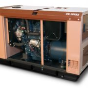 Дизельный генератор TOYO TG-19TBS25