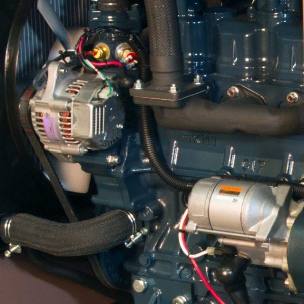 Дизельный генератор TOYO TG-19TBS26