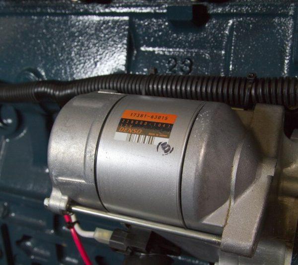 Дизельный генератор TOYO TG-19TBS28