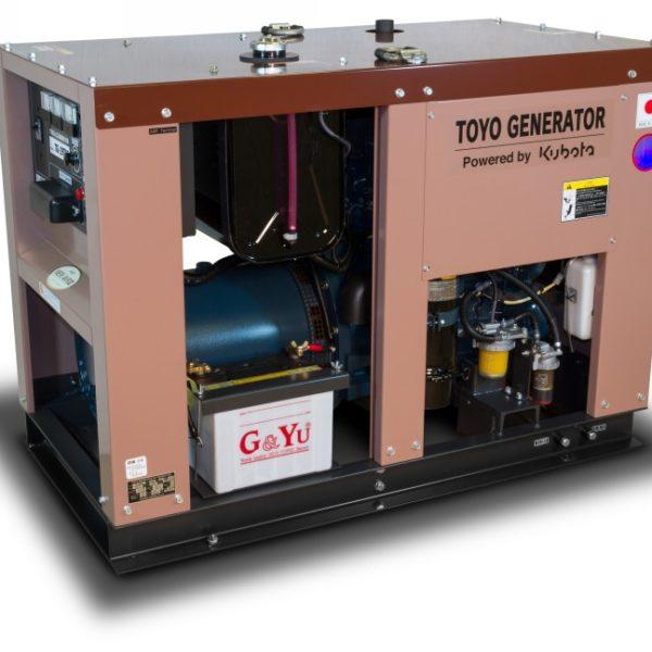 Дизельный генератор TOYO TG-19TPC04